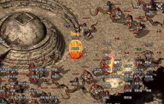 180合击里战士玩家谈团队的重要性  180合击 第1张