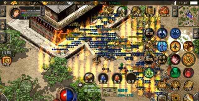 传奇中变私服发布网的游戏如何玩转首富地图?  传奇中变私服发布网 第1张