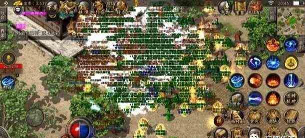 攻城战之攻方和守方的普遍玩法  超级变态单职业 第2张