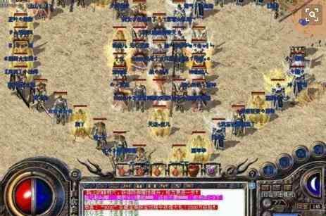 资深玩家分享战士的一些PK技巧  新开网通传奇 第1张